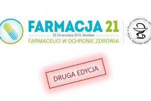 Farmacja 21: będzie o opiece farmaceutycznej