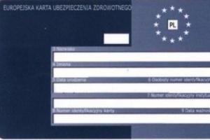 Śląsk: rekordowa liczba wydanych kart EKUZ