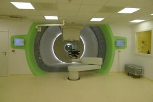 Terapia protonowa przeznaczona tylko dla jednego pacjenta