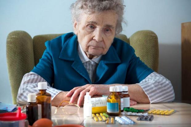 Leki na nadciśnienie wpływają na zaburzenia nastroju