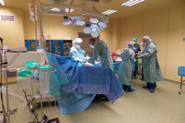 Lekarze implantowali polski prototyp stentgraftu naczyniowego