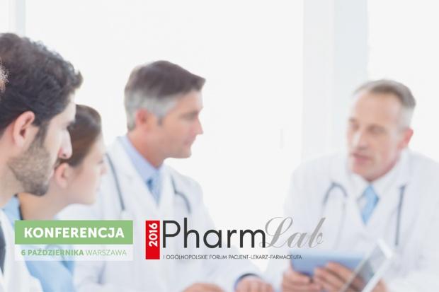 PharmLab 2016: I ogólnopolskie forum pacjent-lekarz-farmaceuta