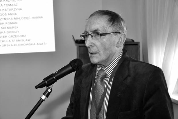 Zmarł mgr farma. Ryszard Breguła, członek ORA w Katowiach