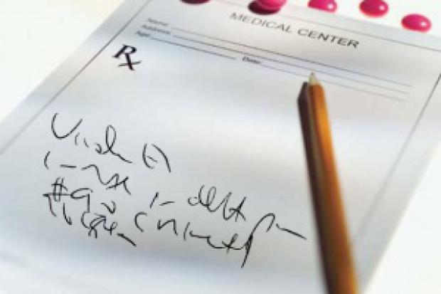Warszawa: kupowała leki na recepty, które sama sobie drukowała