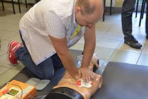 Serock: sesja szkoleniowa z ratownictwa medycznego