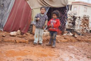 Raport: więcej prób samobójczych wśród dzieci w Syrii
