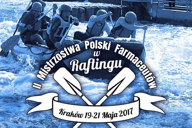 Kraków: zawody raftingowe dla farmaceutów