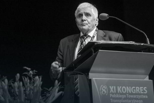 Zmarł prof. Jerzy Vetulani