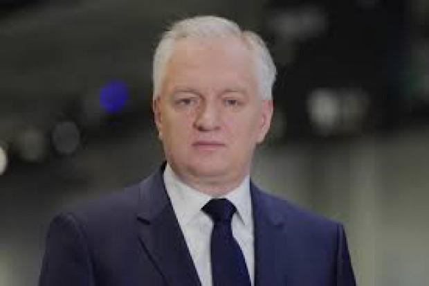 Jarosław Gowin: mam nadzieję, że Senat poprawi ustawę