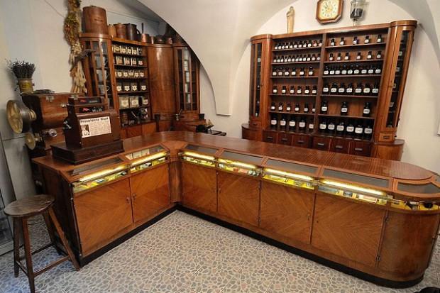 W Muzeum Farmacji poznasz tajemnicę i piękno zawodu