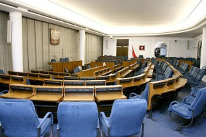 Pf: kolejna senacka komisja zdrowia w przyszłym tygodniu