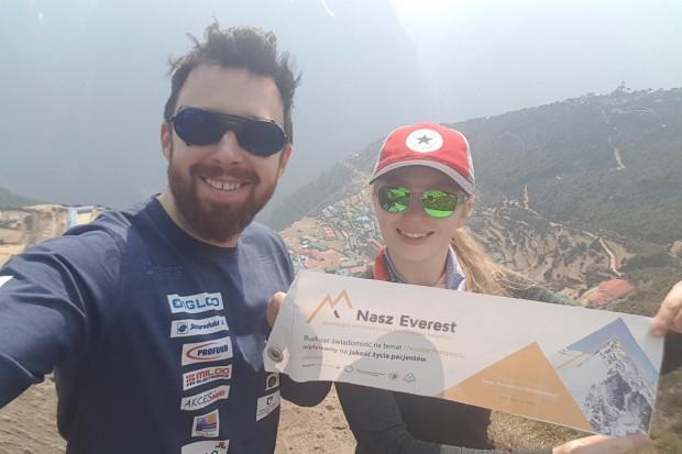 Nasz Everest - nowa kampania pacjentów z chorobą Pompego