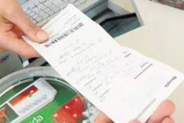MZ w sprawie recept, na których nie został określony poziom odpłatności