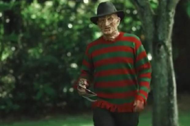 Rzuć palenie z Freddy Kruegerem