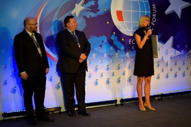 Nagroda dla Pelionu - Najlepsza Firma Zdrowia 2017