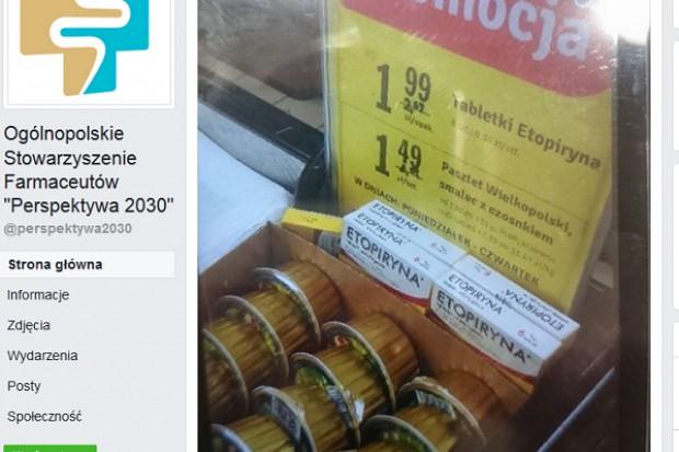 Promocja: lek za 1,99, pasztet za 1,49