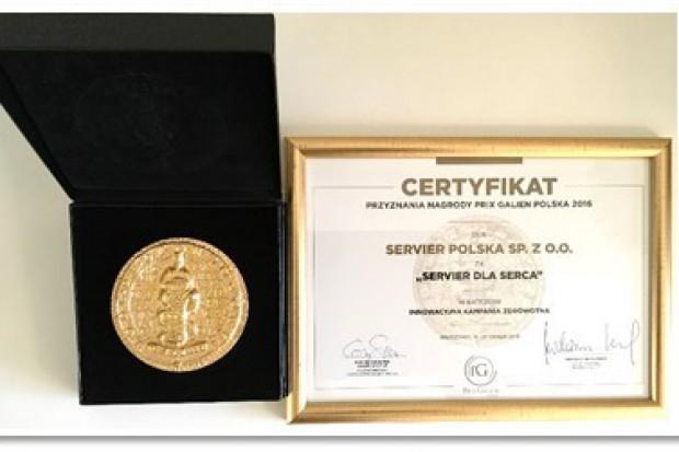 Servier Polska z nagrodą Prix Galien za kampanię społeczną