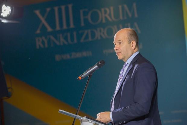Minister Radziwiłł: nakłady na zdrowie zależne od wzrostu zadłużenia