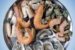 Najczęstsza u osób dorosłych jest alergia na owoce morza
