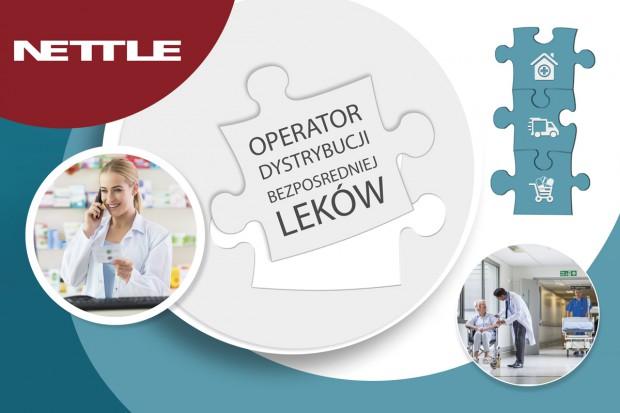 Nettle S.A. partnerem firm farmaceutycznych w dystrybucji bezpośredniej leków  do szpitali i aptek