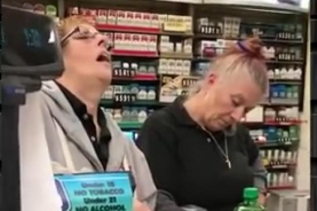 USA: kasjerki usnęły w trakcie pracy. Odurzyły je opioidy?