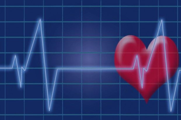 Zegarek, który rejetruje pomiar bicia serca