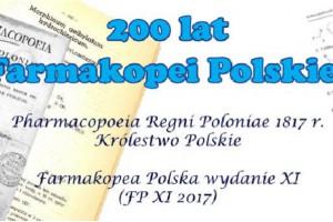 200 lat Farmakopei Polskiej