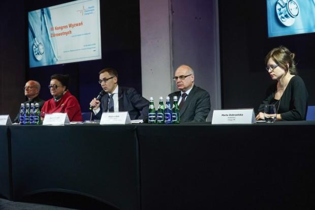 III Kongres Wyzwań Zdrowotnych - będzie o polityce lekowej państwa
