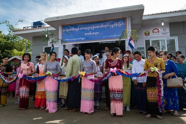 Polska Misja Medyczna podsumowuje pomoc w Myanmarze