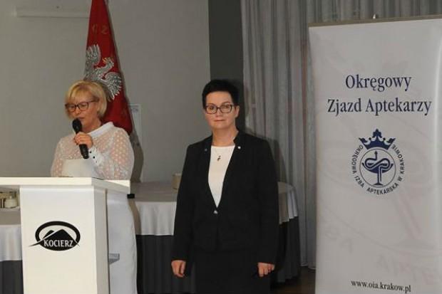 Zjazd OIA w Krakowie - podjęto uchwały i przyznano odznaczenia
