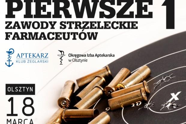 Olszty: zawody strzeleckie farmaceutów