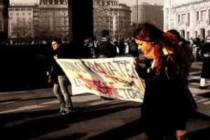 Warszawa: strajk kobiet przeciwko zaostrzeniu prawa aborcyjnego