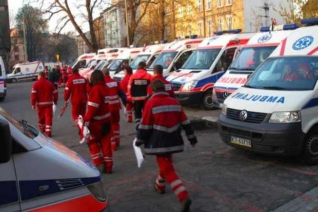MZ: projekt ws. wynagrodzeń dla ratowników medycznych