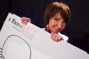 Farmaceutka zwyciężczynią konkursu FameLab