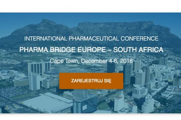 RPA: Konferencja Farmaceutyczna Pharma Bridge Europe-South Africa