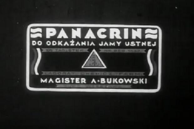 Magister Bukowski prezentuje czyli polska reklama w kinie przed 1939