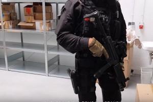 Walka z nielegalnym wywozem: nagranie z akcji