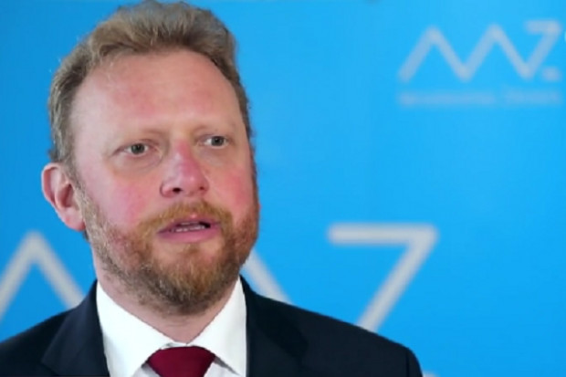 Łukasz Szumowski podsumował trzy lata pracy resortu zdrowia