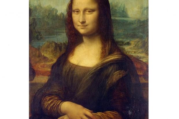 Mona Lisa: zanik brwi, opuchnięta szyja...