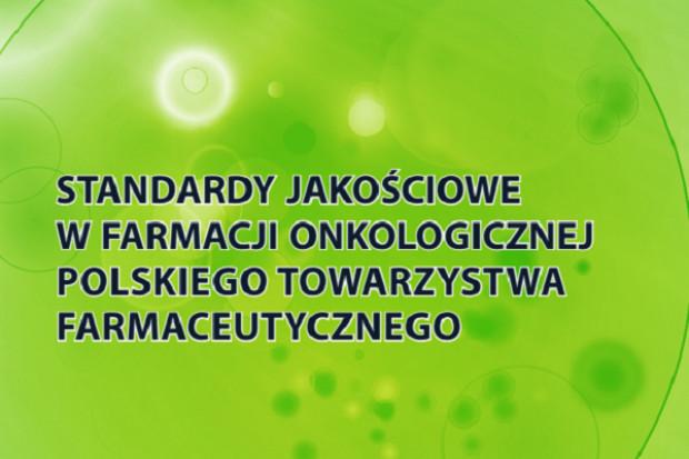 PTFarm: publikacja dot. farmacji onkologicznej
