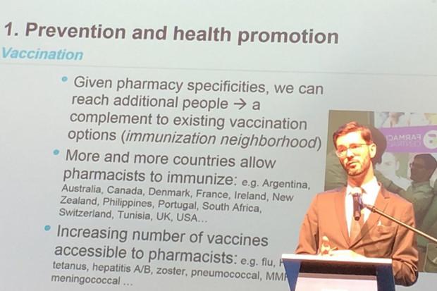 Rośnie liczba szczepień, które mogą wykonywać farmaceuci