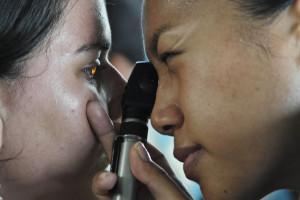 Poznań: bezpłatne badania wzroku dla cierpiących na cukrzycę