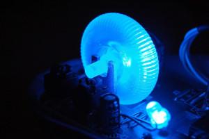 Niebieskie światło obniża ciśnienie