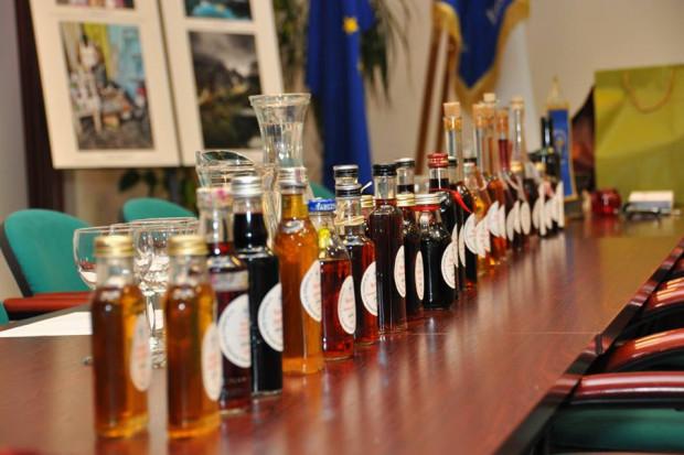 VII Konkurs Śląskiej Izby Aptekarskiej Nalewek Własnej Receptury
