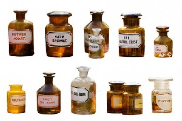 Pabianice: historia farmacji w aptece szpitalnej
