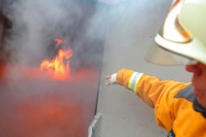 Lublin: pożar w aptece. Spłonął cały towar znajdujący się w magazynie
