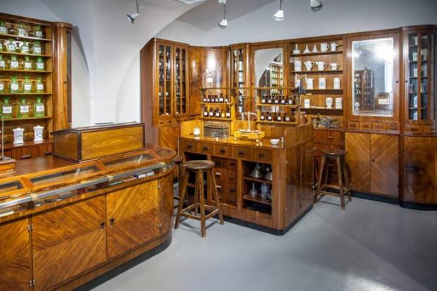Warszawa: Muzeum Farmacji nominowane do nagrody EMYA
