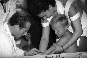 Oni pamiętają świat bez szczepionek