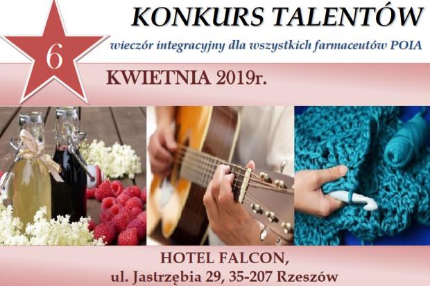 POIA: konkurs talentów dla farmaceutów. 6 kwietnia