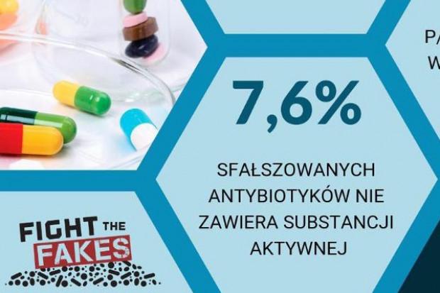 Prezes KOWAL o zjawisku fałszowania leków